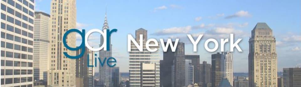 4th Annual GAR Live New York