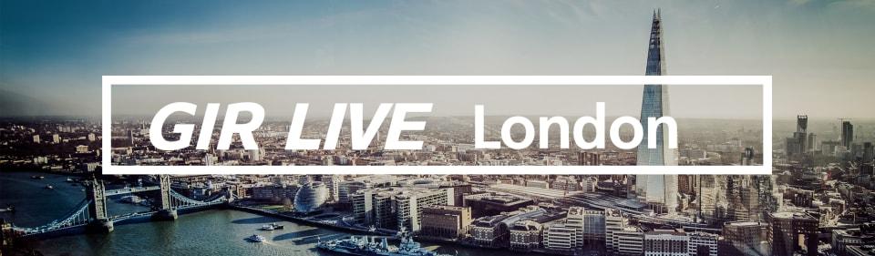 3rd Annual GIR Live London