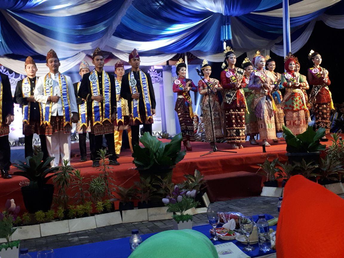Bupati Winarti Apresiasi Lomba Pemilihan Muli dan Meghanai