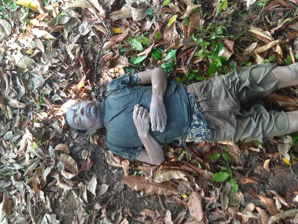 Mayat Laki-Laki di Temukan Mengapung di Sungai Tulang Bawang