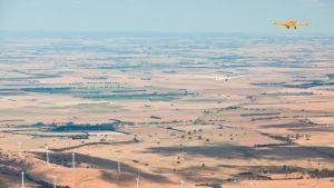 Kuva sarjasta Australian mantereella (Great Southern Land, 2012)