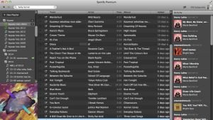 Spotify-ohjelma