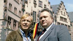 Kahden keikka, Claus Theo Gärtner, Günter Strack, yle tv1