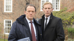 Komisario Lewis, Kevin Whately, Laurence Fox, yle tv1