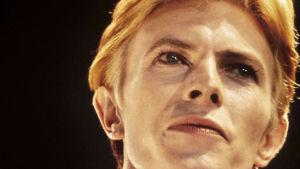 David Bowie vuonna 1976.