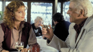 Susan Sarandon ja Burt Lancaster elokuvassa Atlantic City