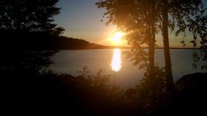 iltamaisema järvelle