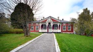 Saunailta Strömsössä 18. kesäkuuta 2014.