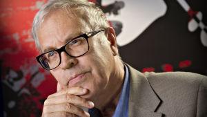 Professori, ohjaaja, elokuvahistorioitsija Peter von Bagh.
