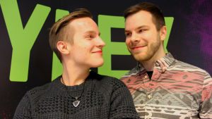 Jani Hellemaa ja Aapo Rönkkö