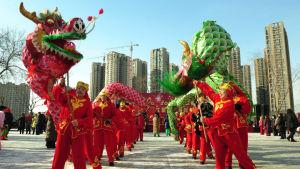Kiinalainen uusivuosi