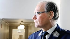 Poliiylijohtaja Mikko Paatero