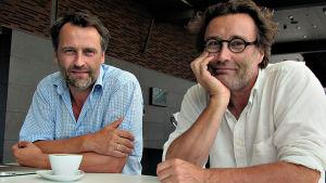 Veljekset Jan ja Erik Söderblom