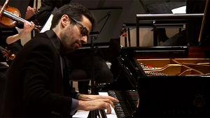 Pianotaiteilija Jonathan Biss RSOn solistina 17.9.2014.