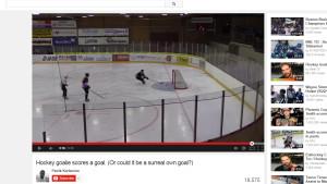 Skärmdump av Patrik Karlströms YouTube-klipp.