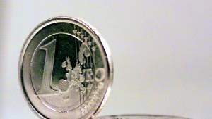 Ett euromynt