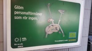 Obegriplig svenska i reklam.