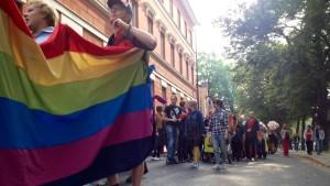 Pridestivalen ordnades den 20 september 2014 i Åbo.