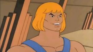 He-man från tv serien