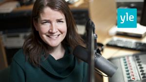 Merja Vallinoja arbetar för Svenska Yle