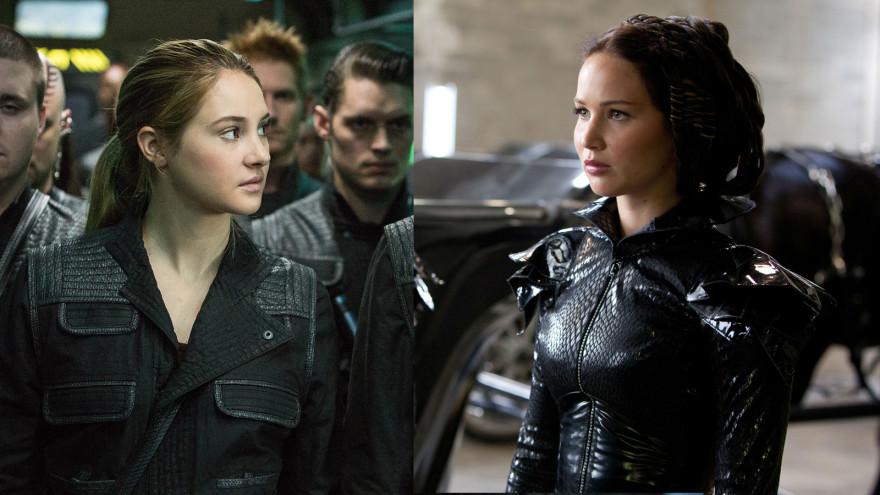 Quelles sont les similitudes et Béatrice Katniss vraiment?