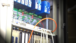 Olika kopplingar i ett automationssystem.