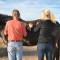 Psykoterapeut Nina Ekholm-Fry använder hästar som hjälpmedel när hon träffar klienter