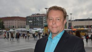 Tom Palenius är verkställande direktör för Abacus Diagnostica.