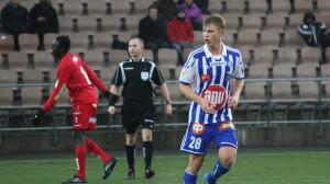 Rasmus Schüller, HJK