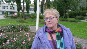 Anne-Marie Nygrén hösten 2014