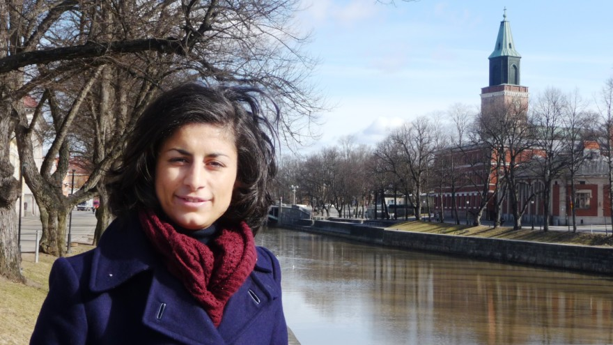 Seida Sohrabi in Turku
