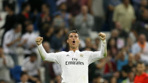 Cristiano Ronaldo glödhet mot Elche.