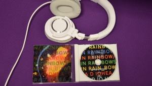 Radioheads skiva In Rainbows.