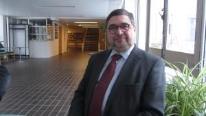 Sune Lang, Borgå sjukhusdirektör