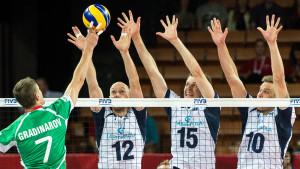 Finlands mur stoppade Bulgarien i VM.