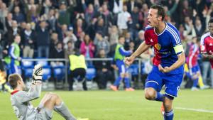 Marco Streller målskytt när Basel slog Liverpool.