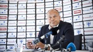 Mixu Paatelainen tog ut sin första EM-kvaltrupp inför Frankrike 2016.