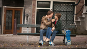 Scen ur filmen The fault in our stars