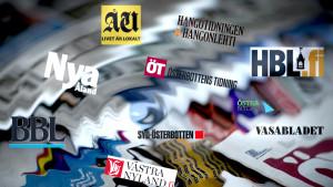 Finlandssvenska dagstidningar söker samarbete