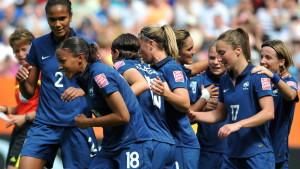 Fotboll, damer, VM-kval, 2014