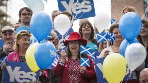 Marsch för självständighet