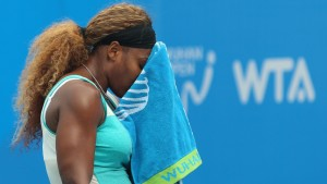 serena williams Wuhan 2014