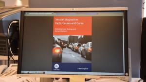 En ny e-bok presenterar hypotesen om varaktig stagnation