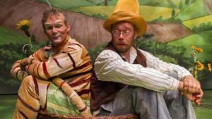 Kristian Thulesius, Frank Skog, Findus flyttar ut, Unga teatern