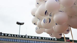 Fackförbundet TEAM firar 120 av finländsk fackrörelse.
