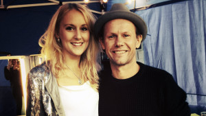 Frida Andersson och Bosse Sundström, Bo Kaspers Orkester