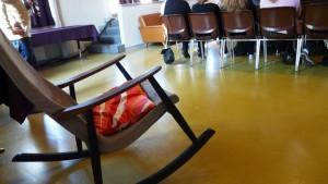Seminarium i Lilla villan i Nickby kring rättsbevakningen för personer med minnesstörning