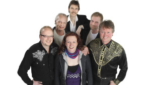 Östnyländska dansbandet Stella & Streamline