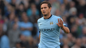 Frank Lampard i Manchester City