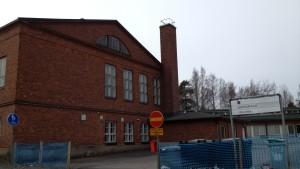 Yxpila skola i Karleby